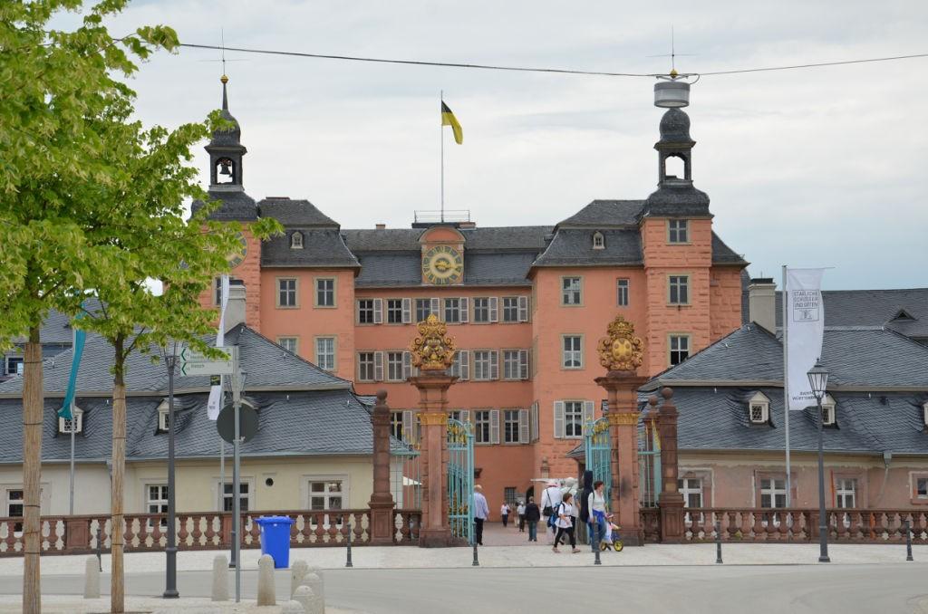 schloss schwetzingen - fewo - haus marlies in 69254 malsch bei, Wohnzimmer